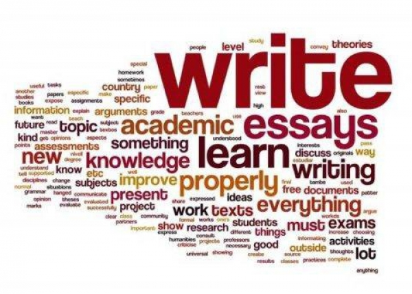 how to write academic essay in english